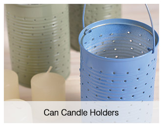 can candle holders