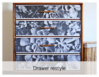 drawer restyle
