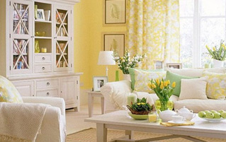 Spring Inspired Decor
