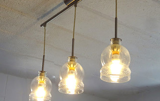 Recycled Plastic Bottle Light Shades